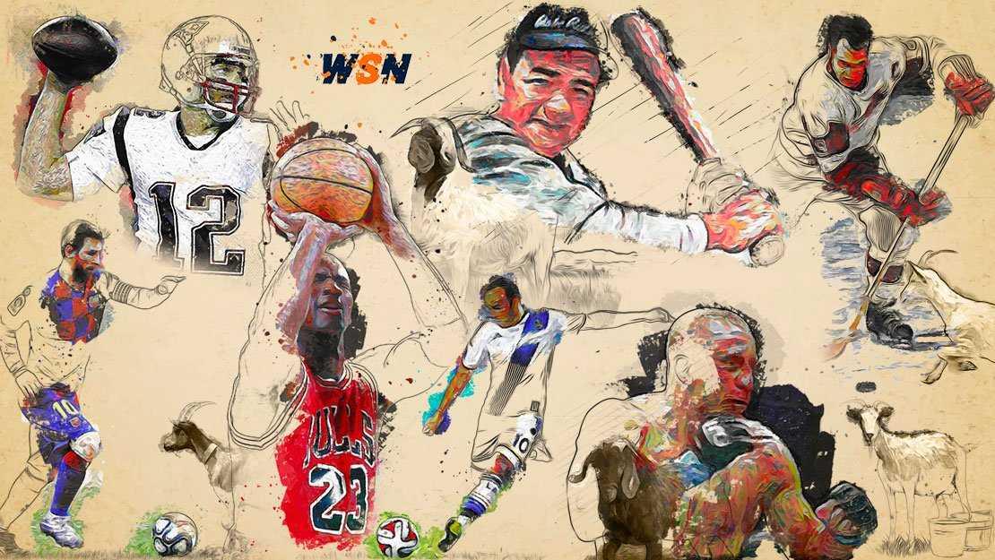 Величайшие спортсмены