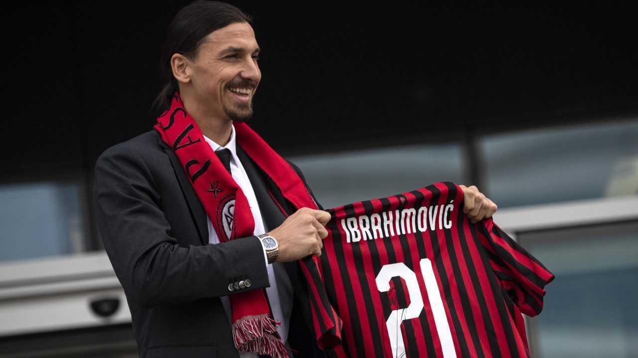 Ибрагимович вернулся в Милан