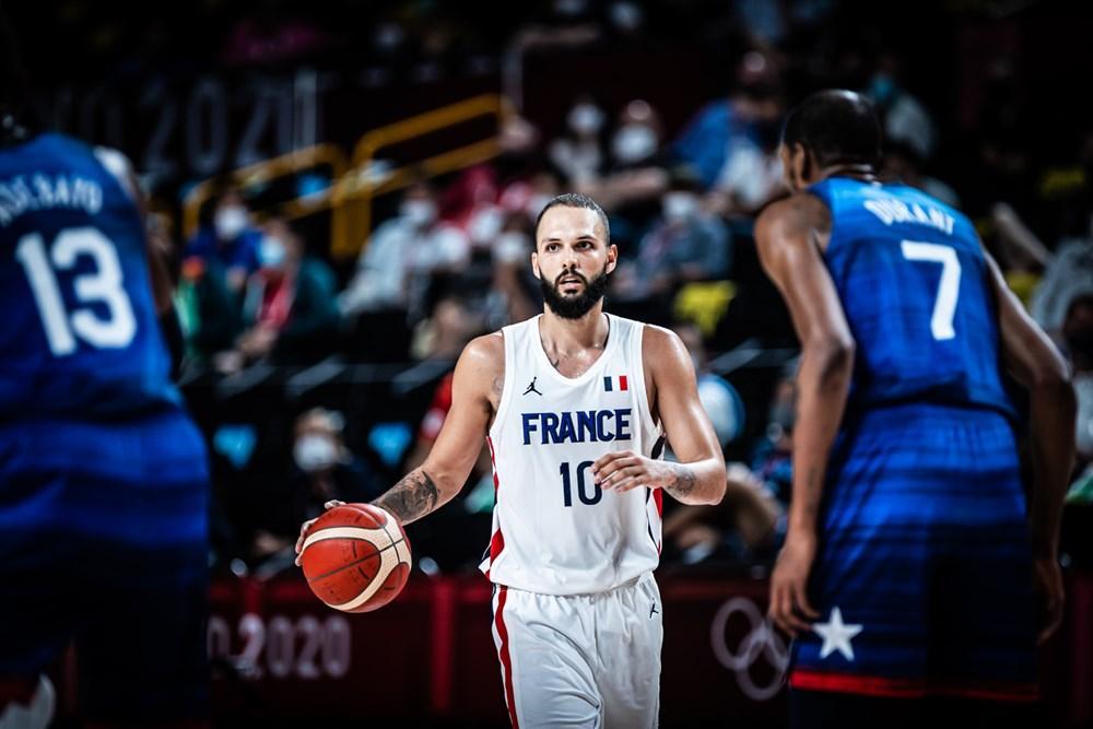Франция баскет