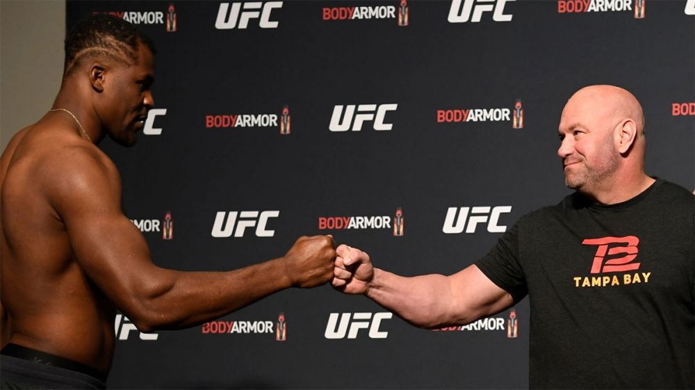 UFC news: Dana White continues to speak out about disagreements with Francis Ngannou.