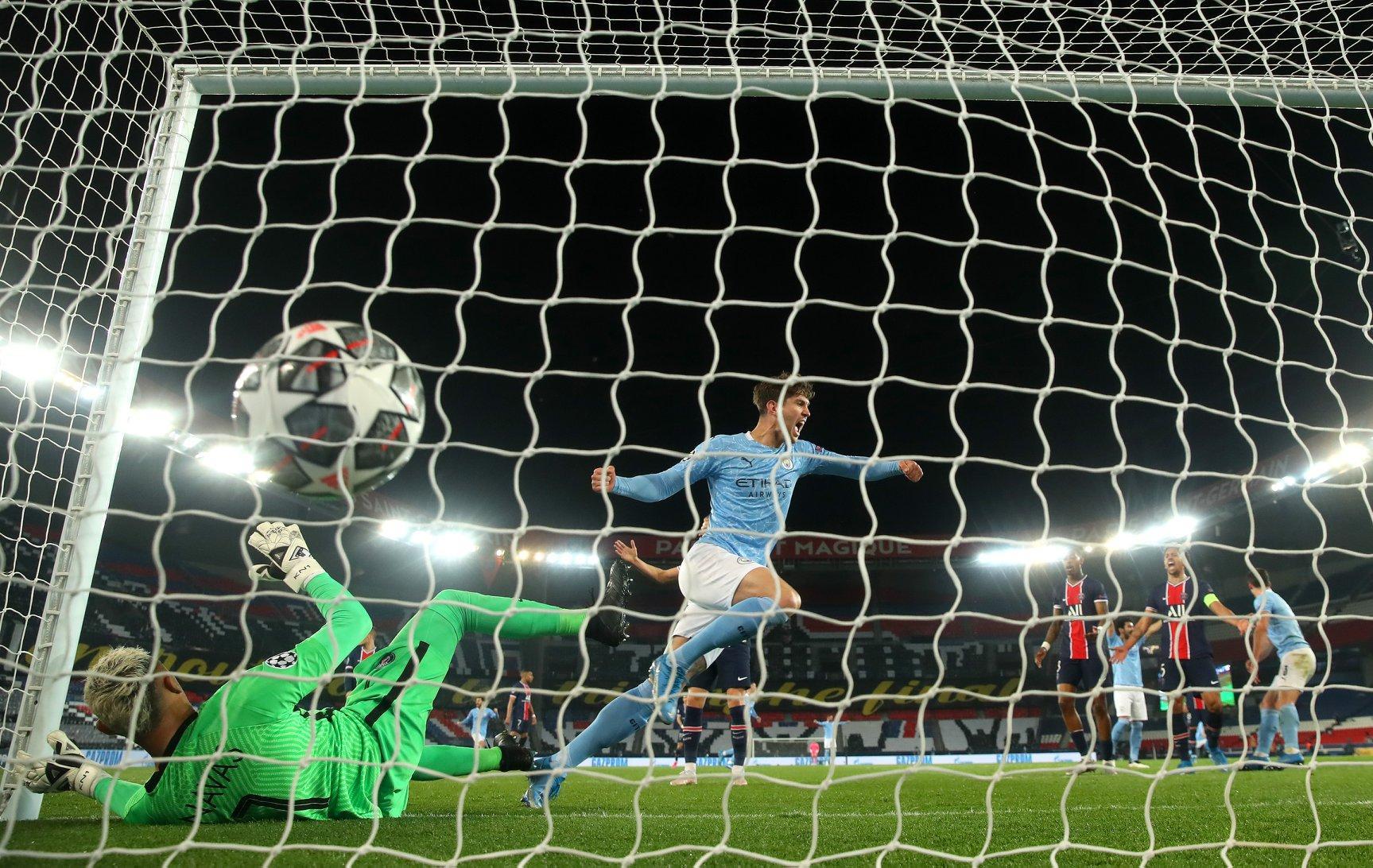 Манчестер Сити гол