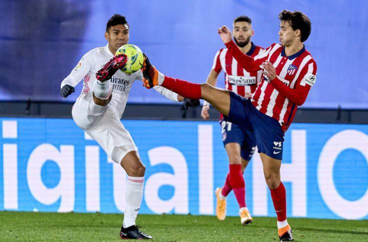 Реал и Атлетико